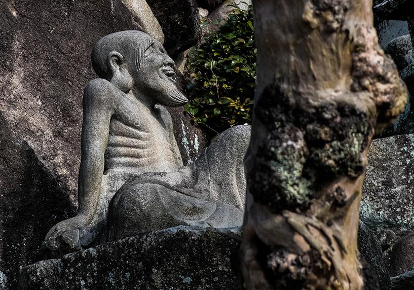 statue Shoko-ji Hiroshima
