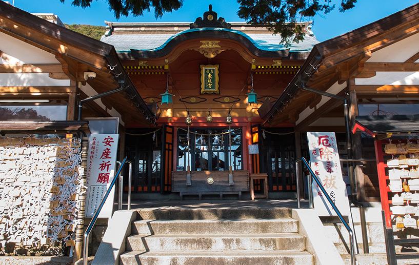 haiden du sanctuaire Toshogu, Hiroshima