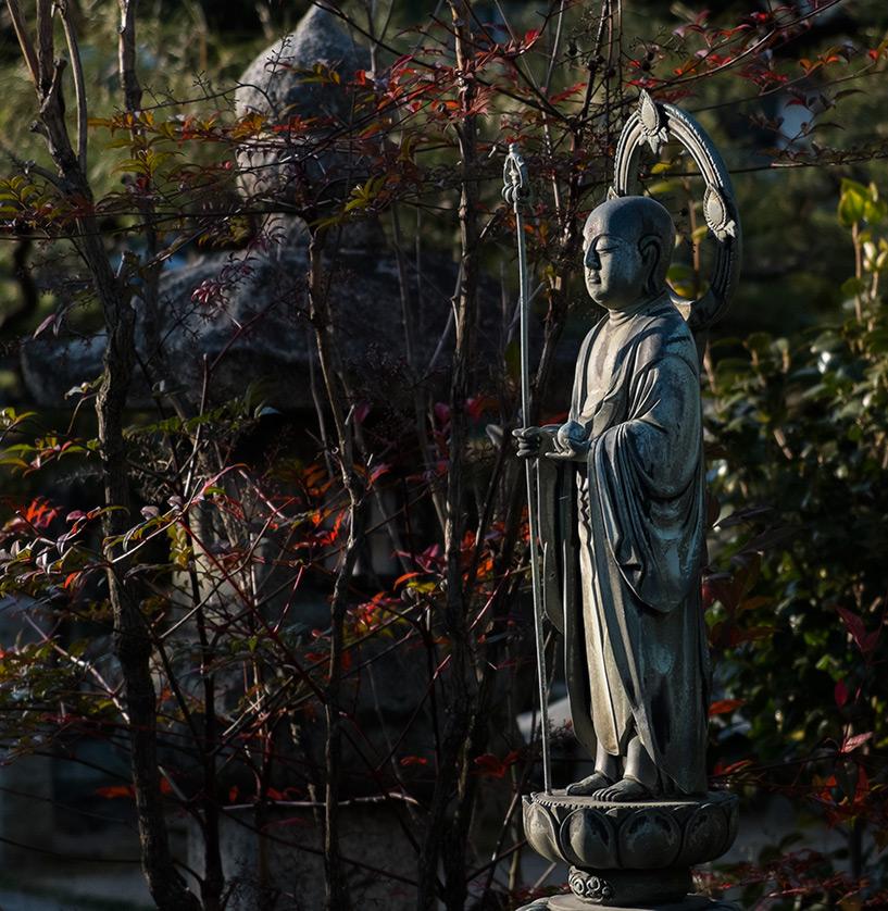 statue bourddhiste