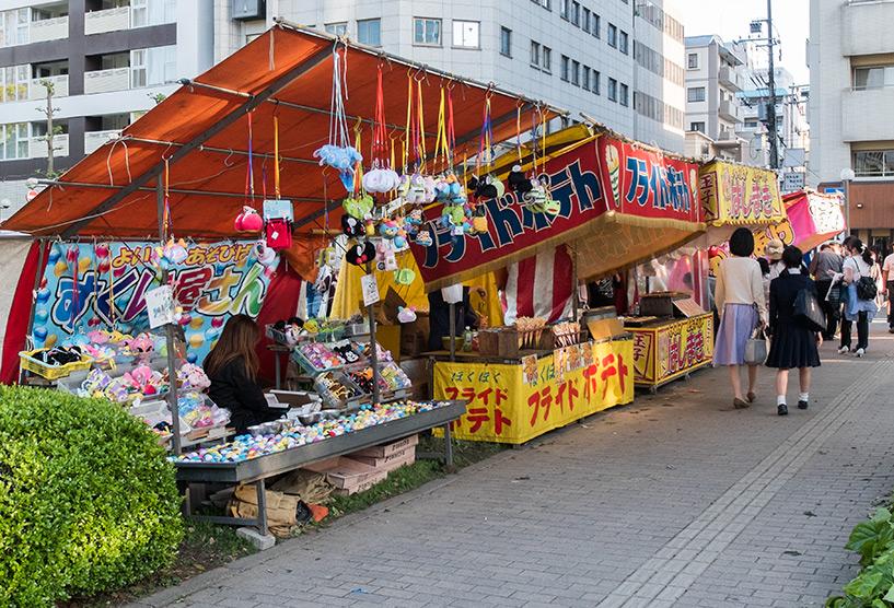 Hiroshima Flower Festival Yatai