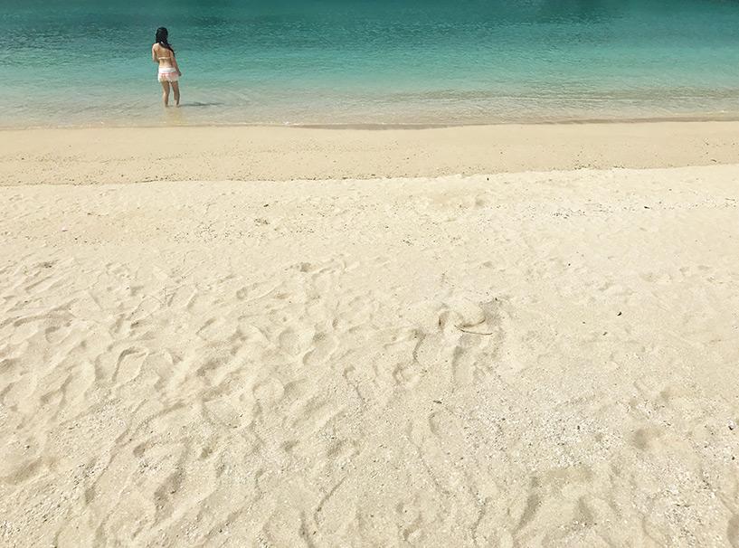 plage de Naminoue, Naha, Okinawa