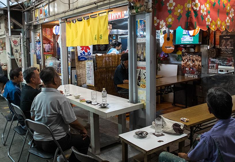 Marché Sakae-machi, Naha, Okinawa
