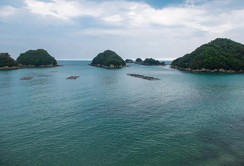 baie de Mitoko, Kaifu, Shikoku