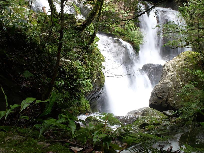 Cascades de Todoroki, Tokushima
