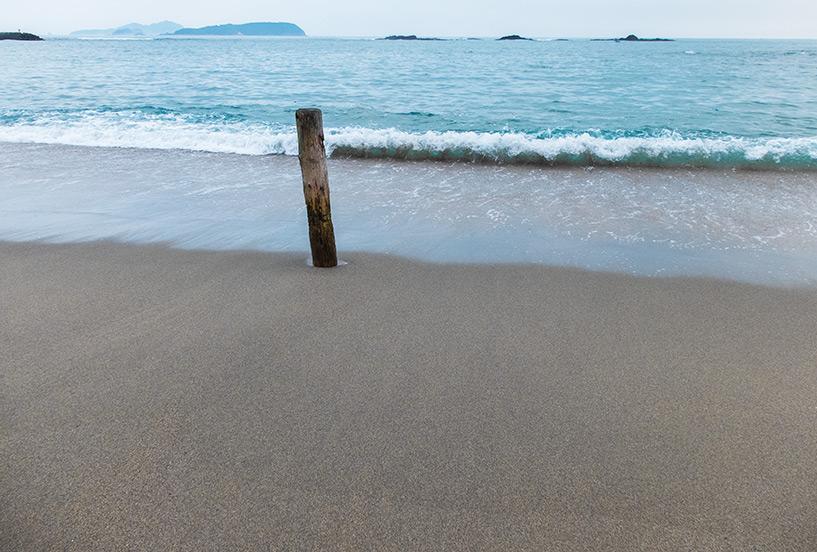 Ozuna Beach, Kaifu, Tokushima
