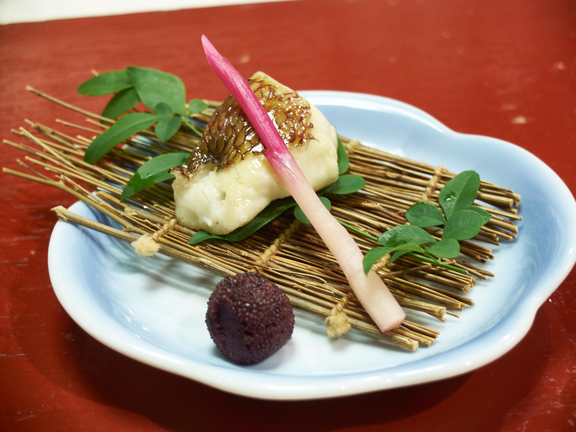Cuisine Keiseki à Onomichi