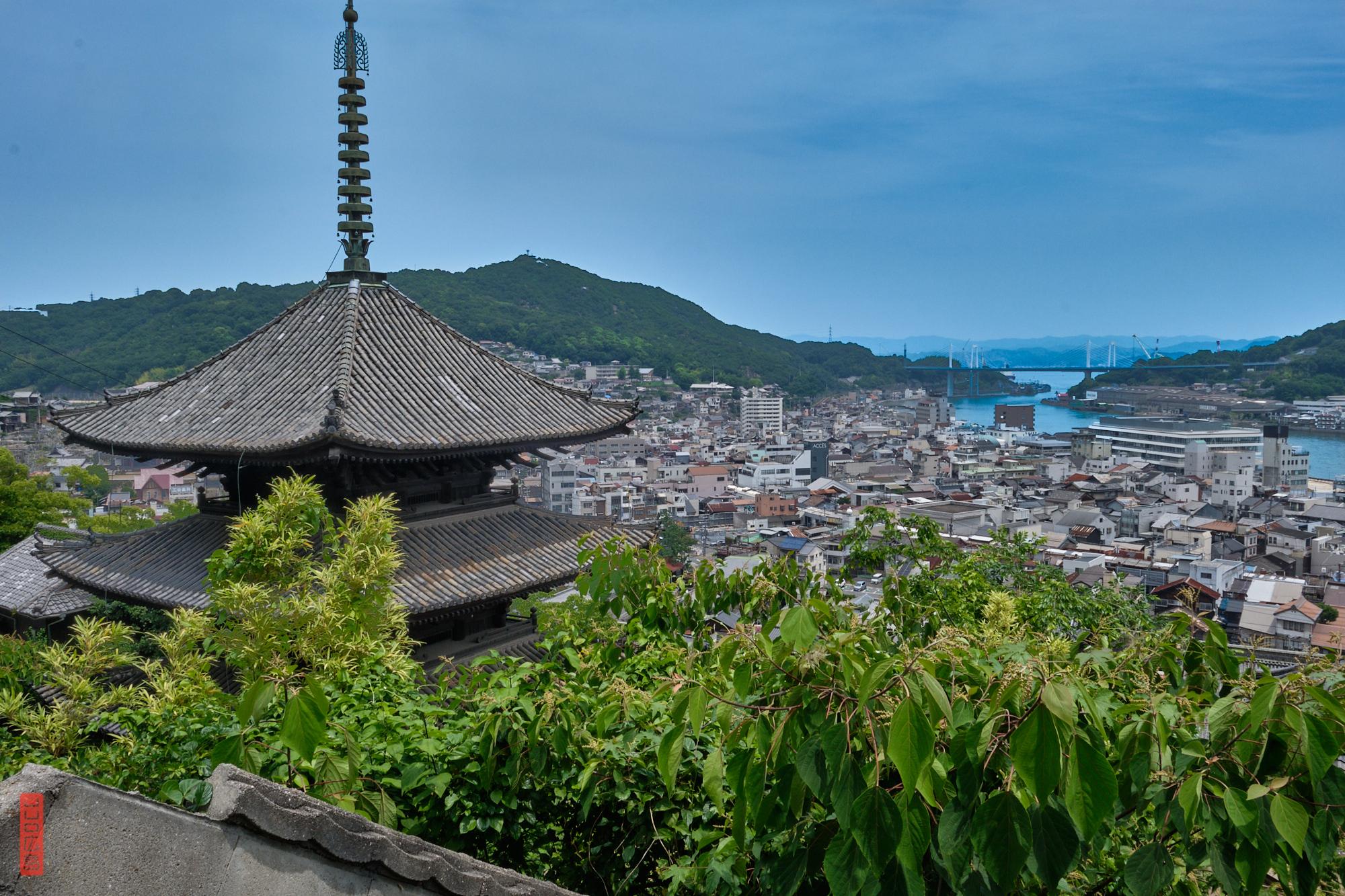 Mont Senkoji, Onomichi