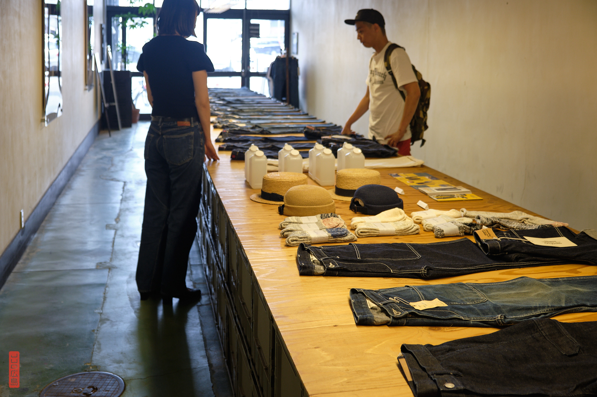 Onomichi Denim project