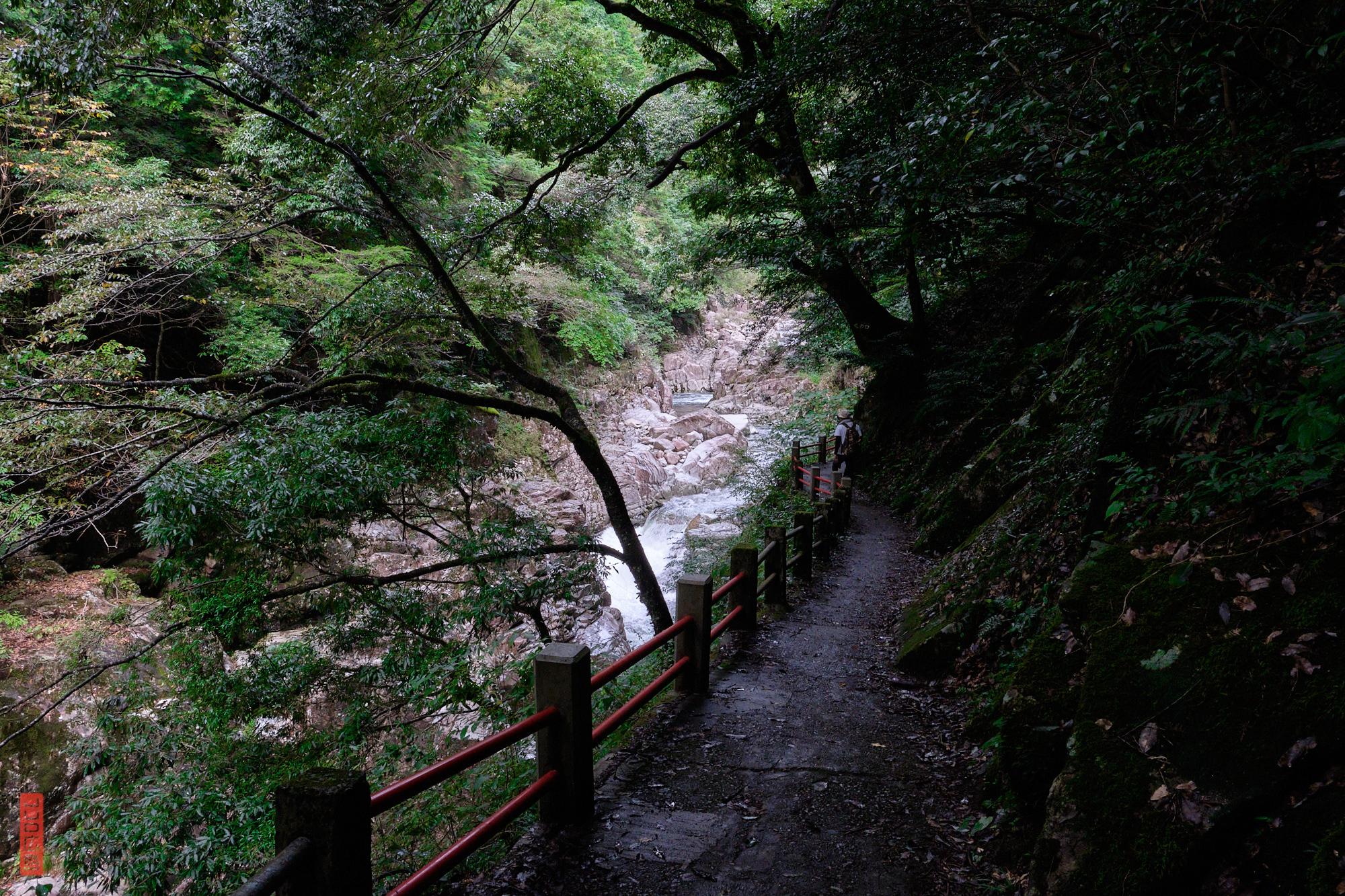 Sandankyo, Tatsu no Kuchi