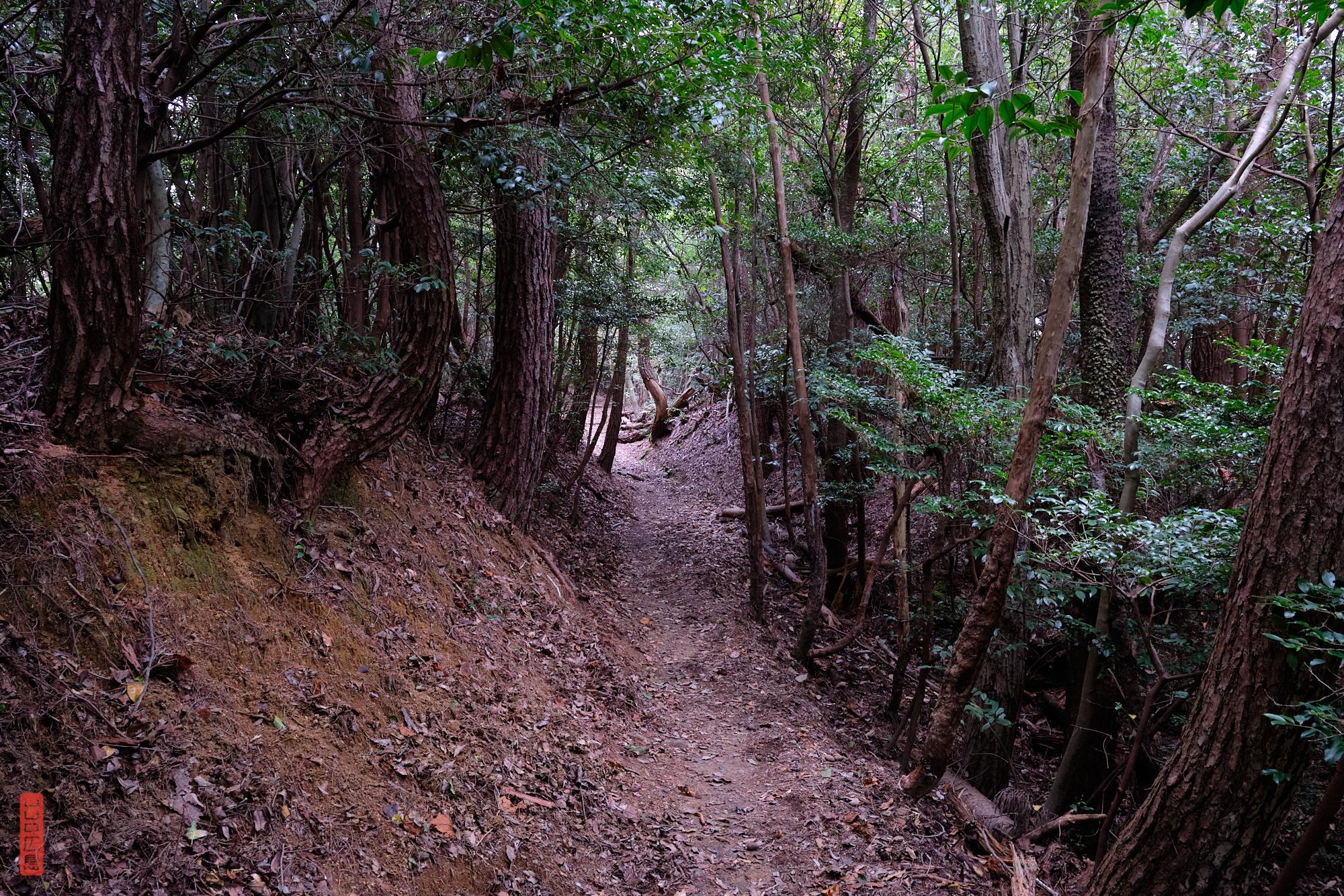 sentier de randonnée Hiroshima