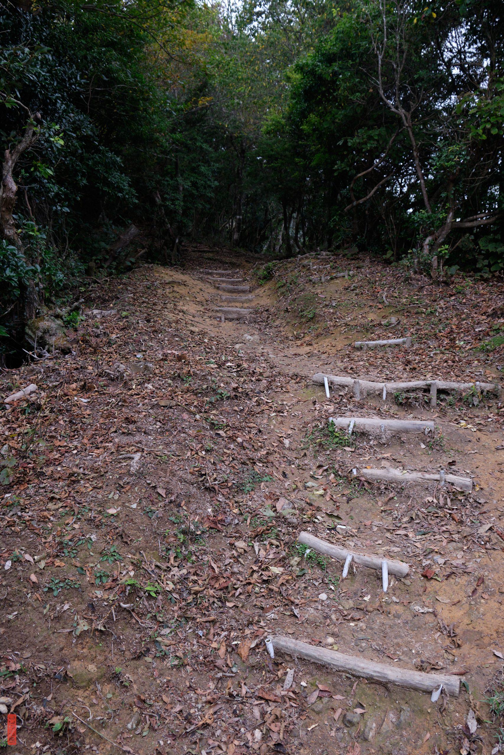 Sentier de randonnée, Shirakiyama