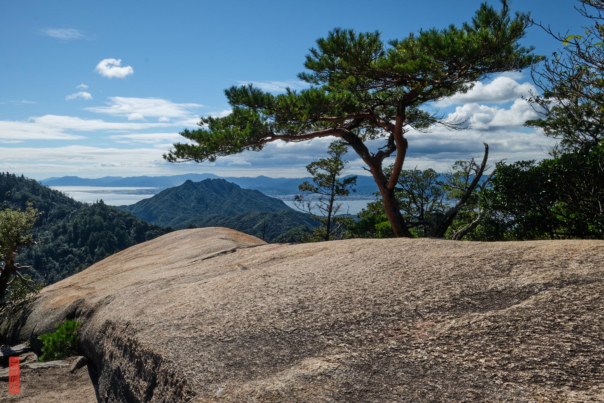 mont Komagabayashi, Miyajima