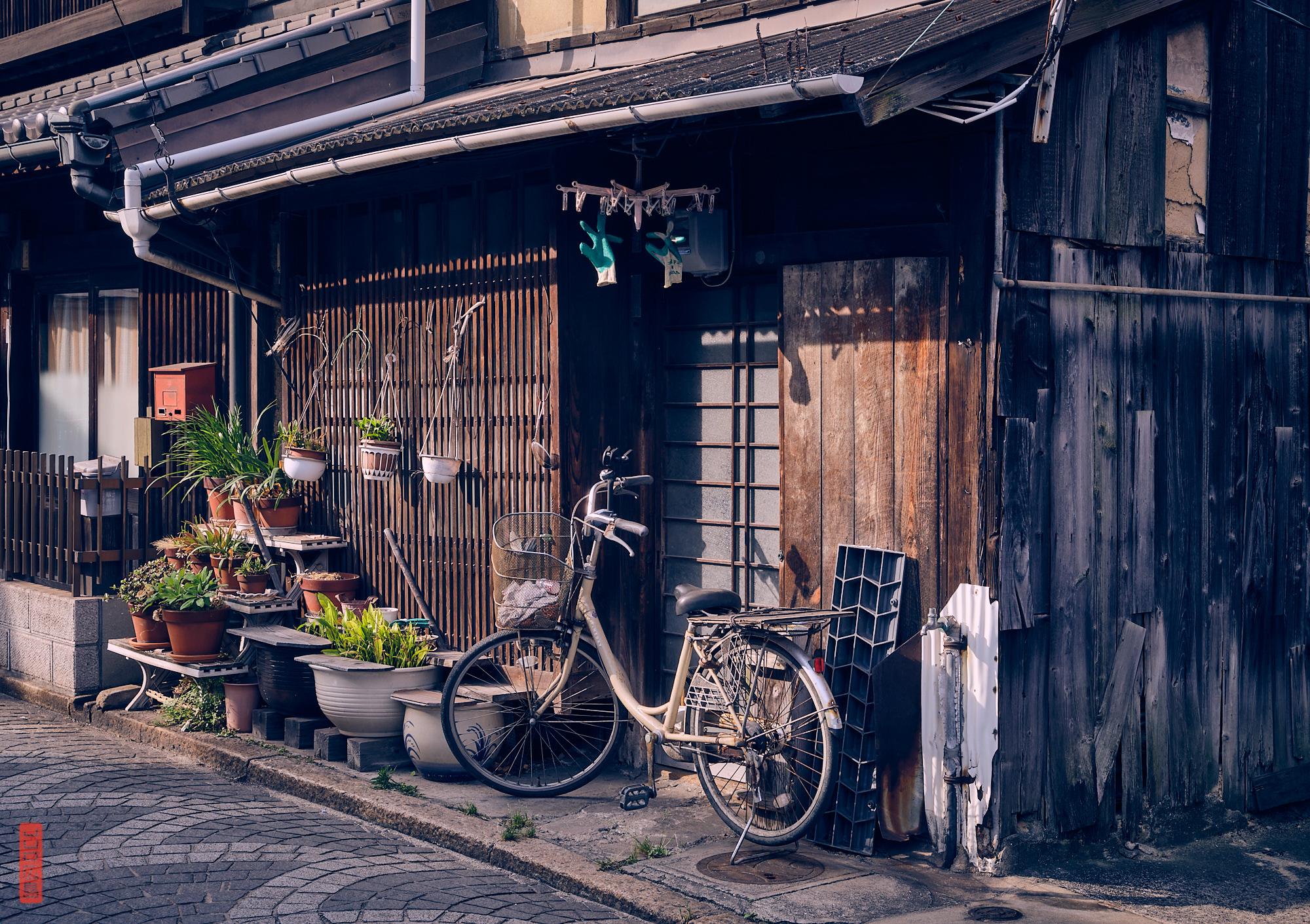 Maison de village à Tomo-no-Ura