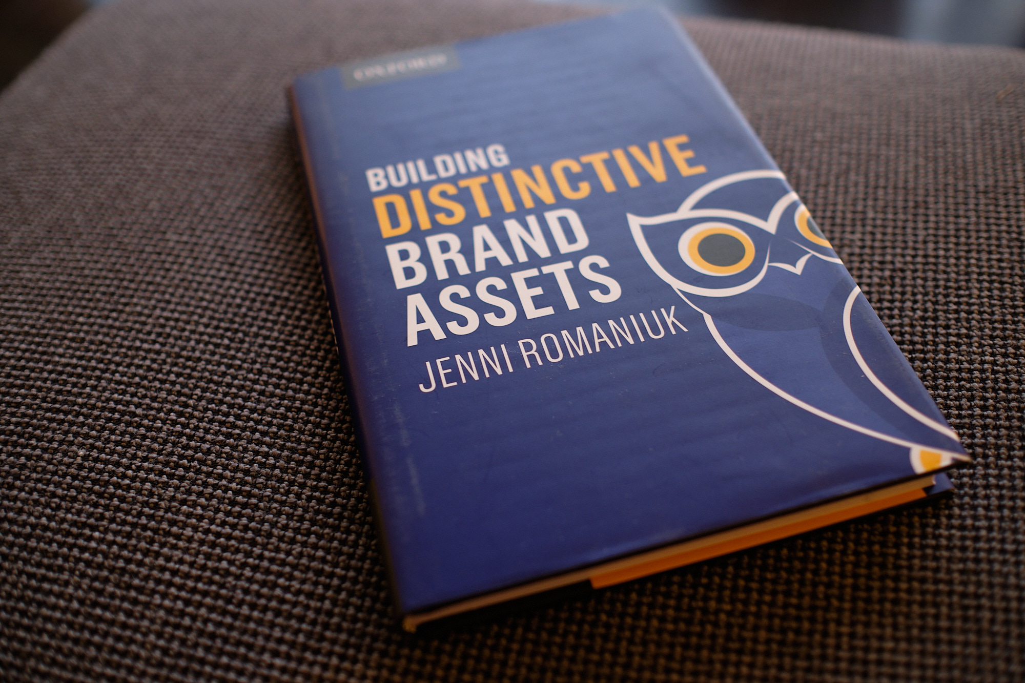 Livre sur le branding