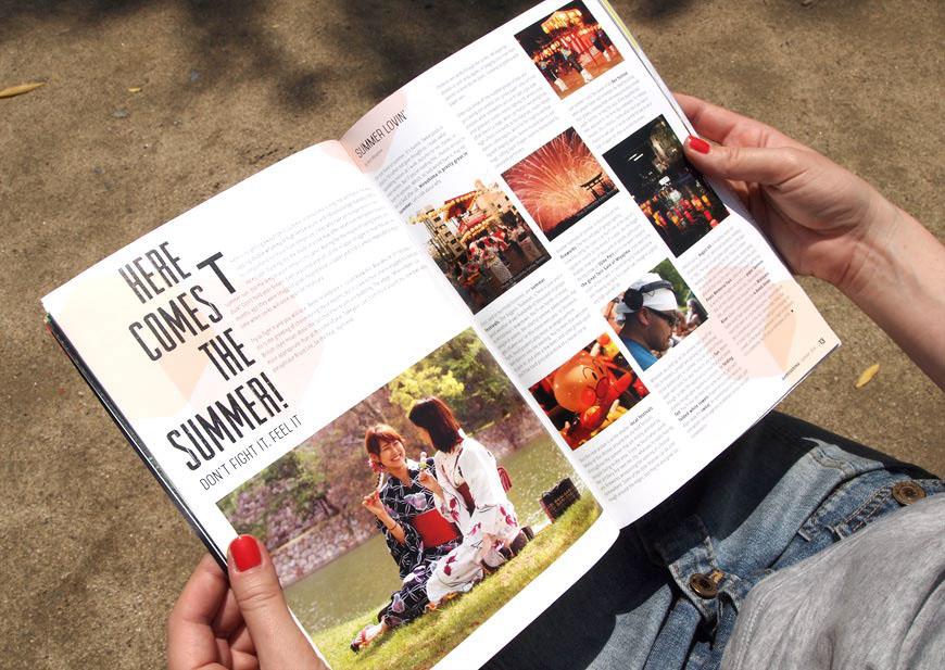 GetHiroshima mag numéro été 2014