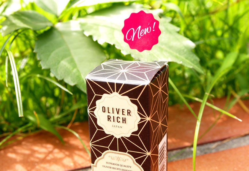 Oliver Rich branding