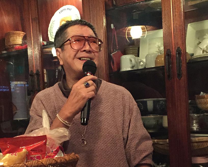 Madame chante Yves Montand Hiroshima