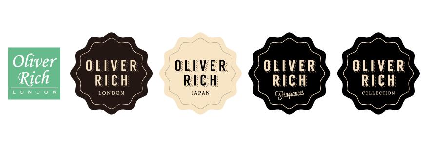 Oliver Rich branding logo