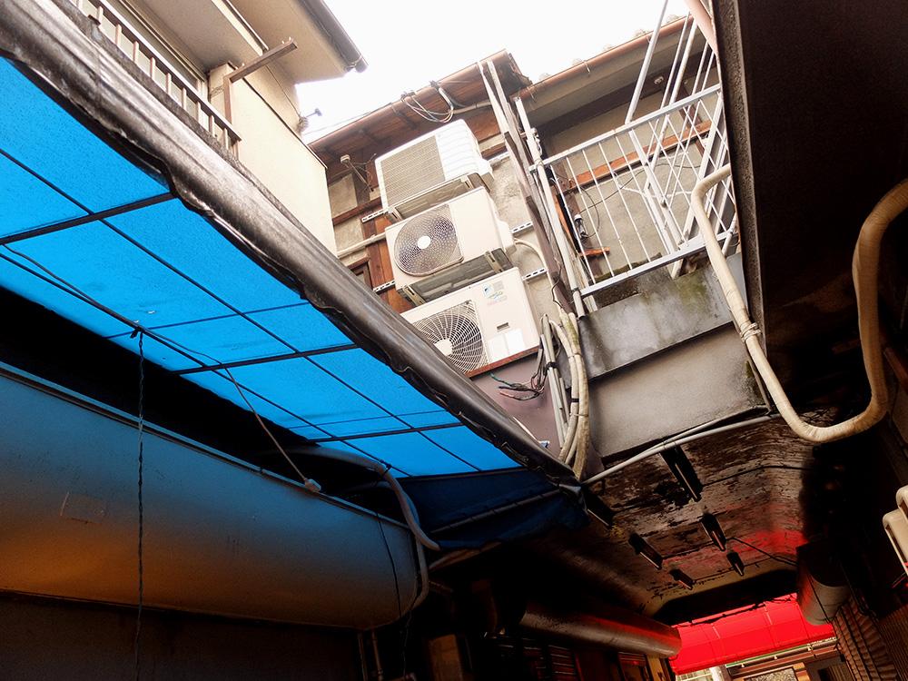 petite ruelle Yokogawa