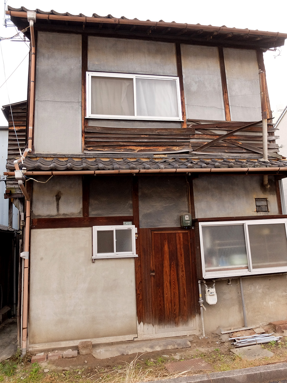 vieille maison Yokogawa