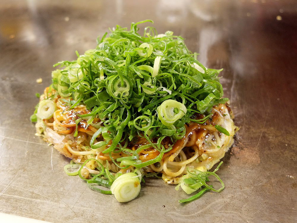 okonomiyaki à Hibiki