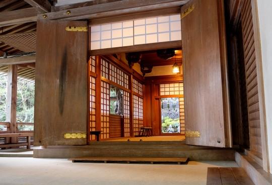 Temple principal de Mitaki