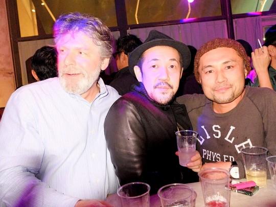 Rich, Ya-chan et Ken-chan