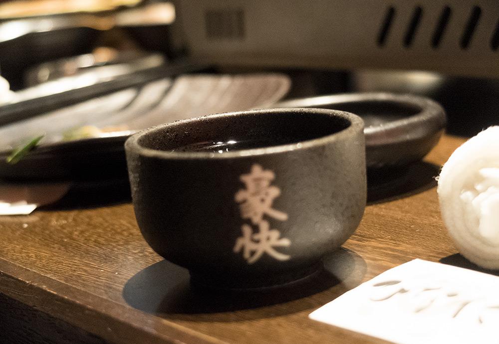 atsukan, saké chaud