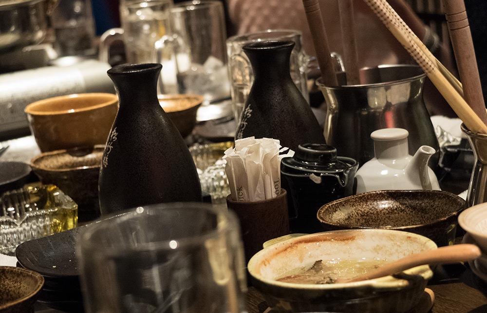 table d'izakaya
