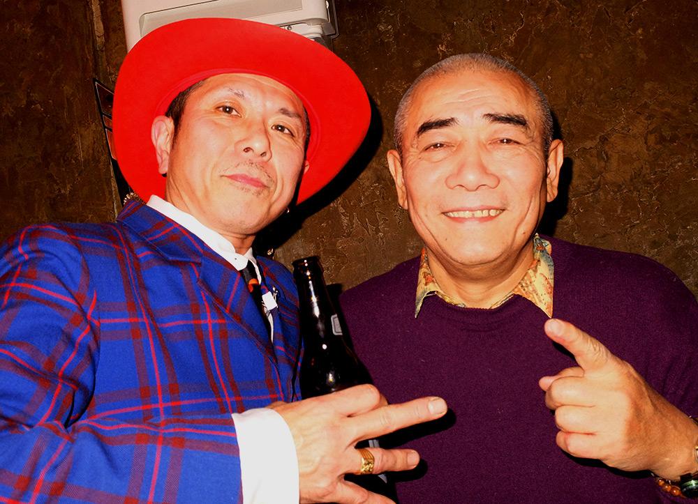 Ejima Kodo - Reggae Osho - le bonze reggae Kyoto