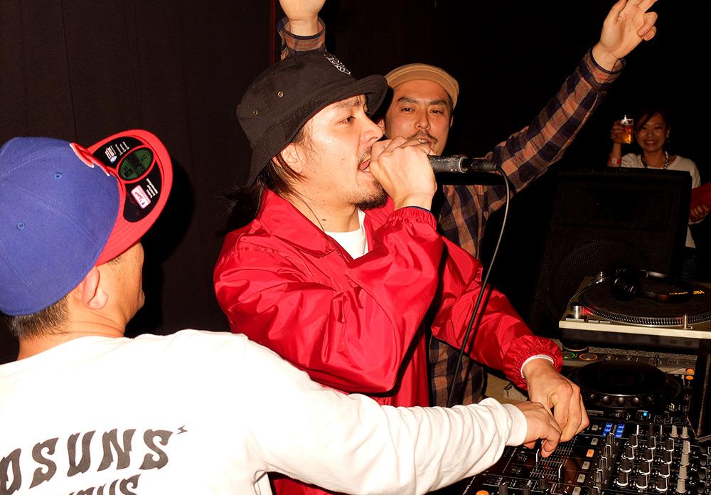 Dribbla Dancehall, la scène reggae d'Hiroshila