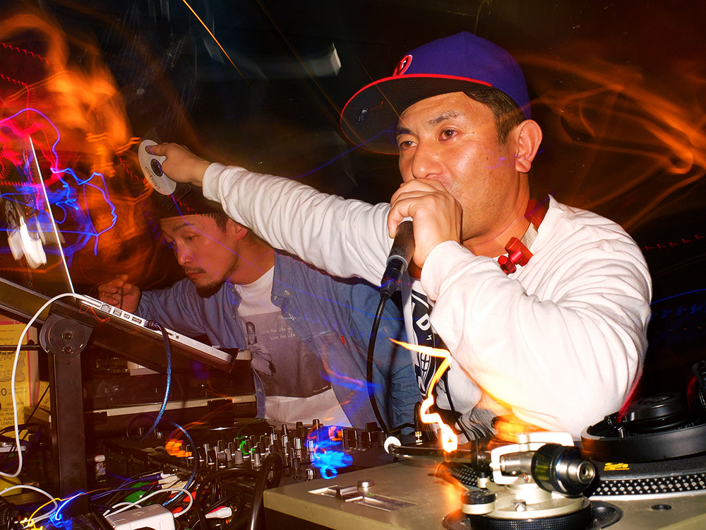Doggy-T Progress Soundsystem, La scène reggae d'Hiroshima
