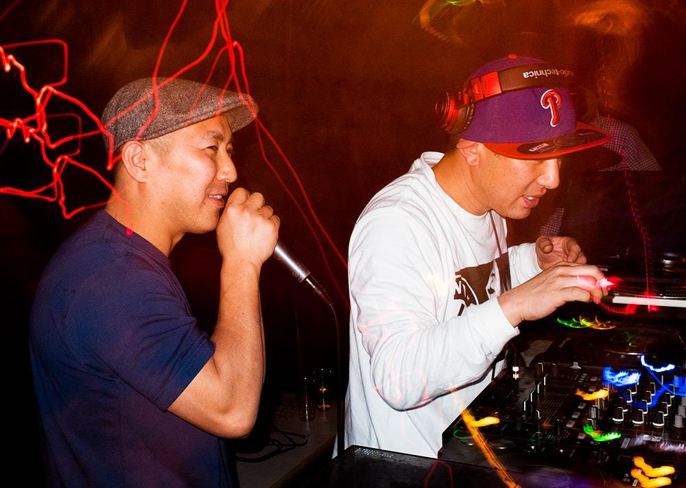Key Rock & Doggy-T Progress Soundsystem Hiroshima