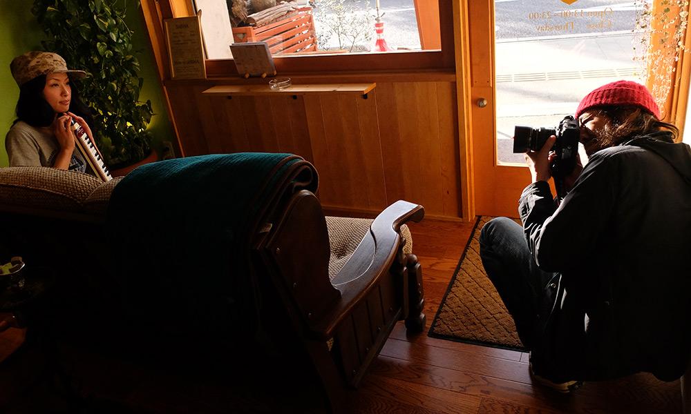 Shooting GetHiroshima n°5 à Kugrass Café
