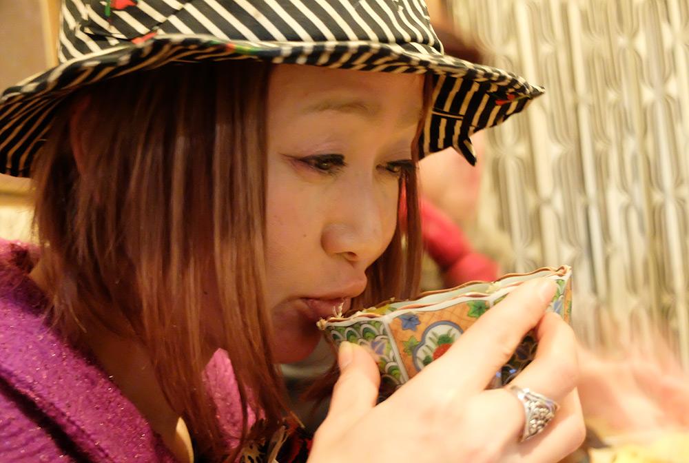 Tamago oden soupe Izumi