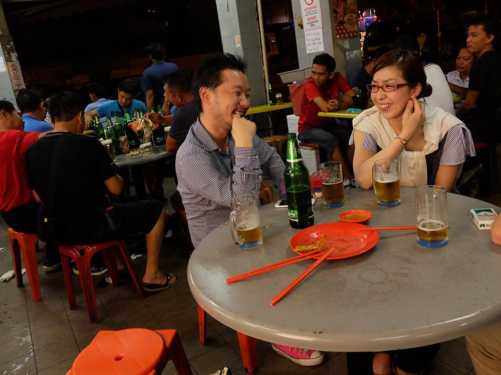terrasse Geylang Singapour