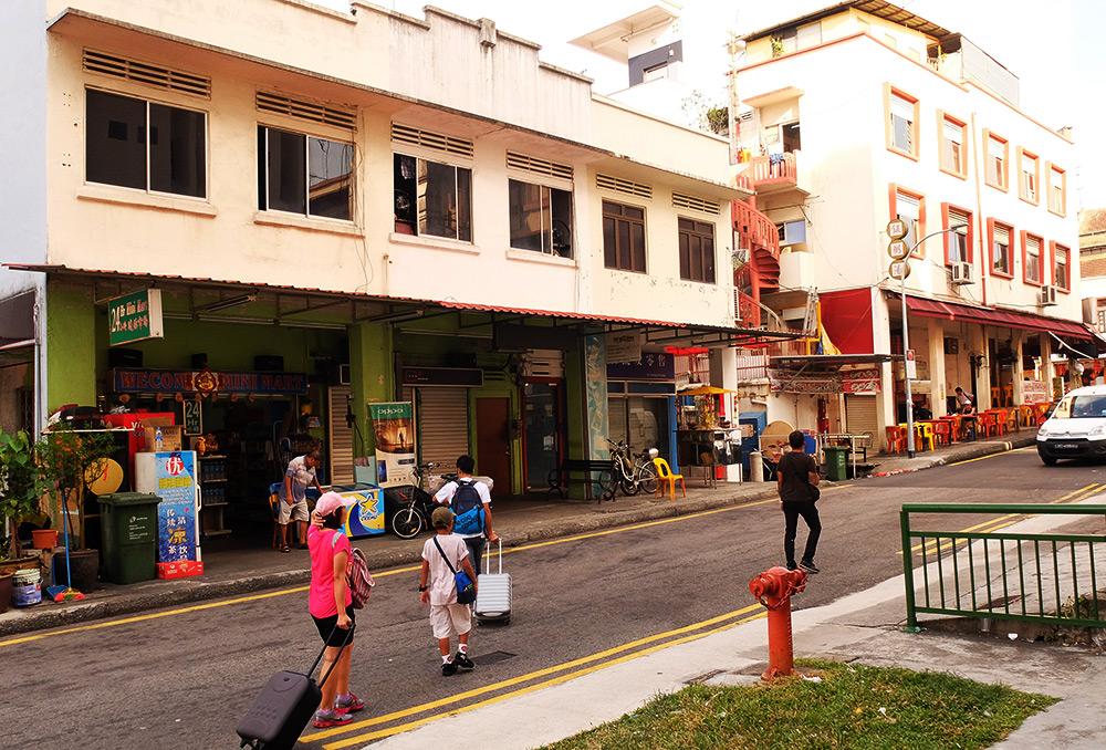 Geylang Singapour Lorong 10