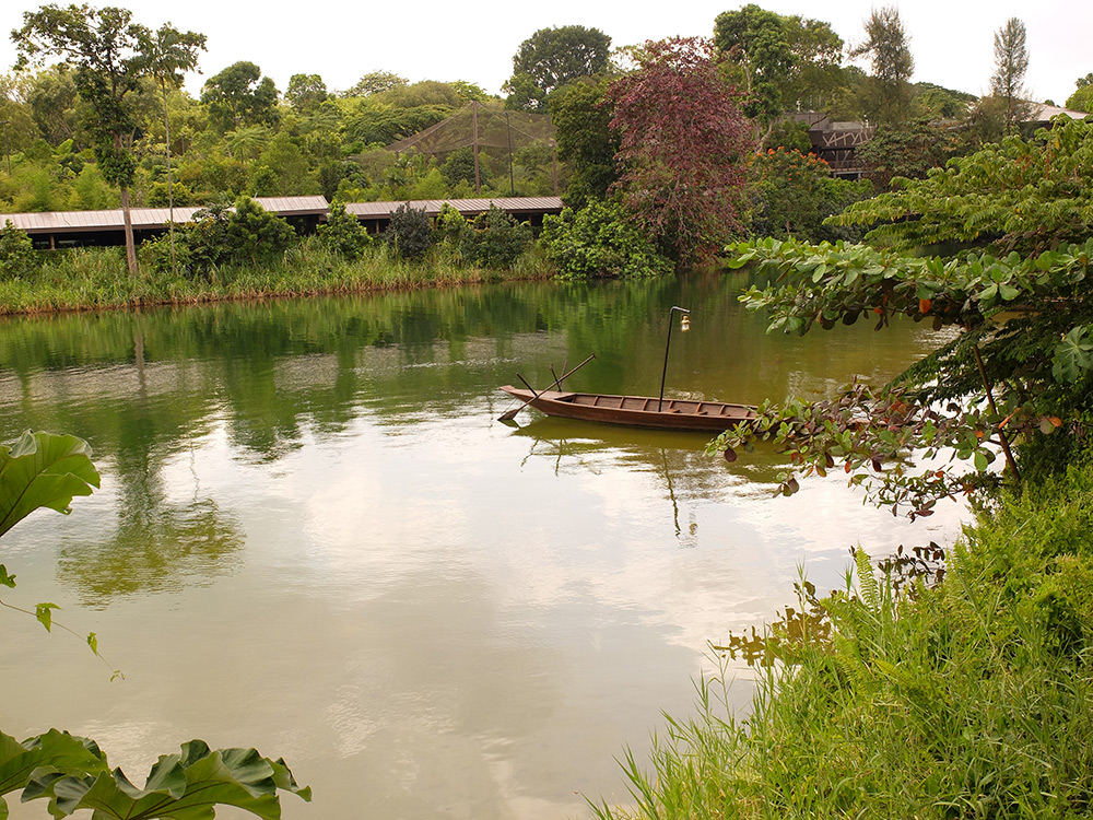 Zoo de Sinagapour