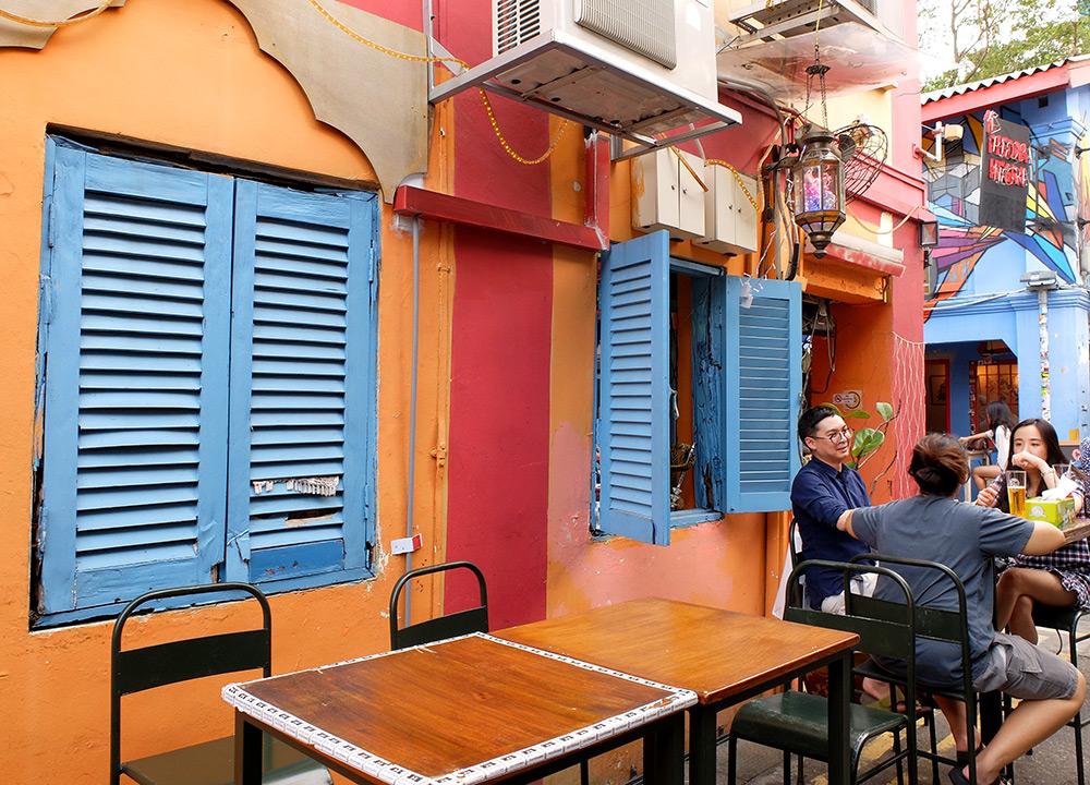 Quartier Arab Street Singapour