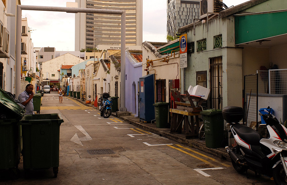 Muscat Street Singapour