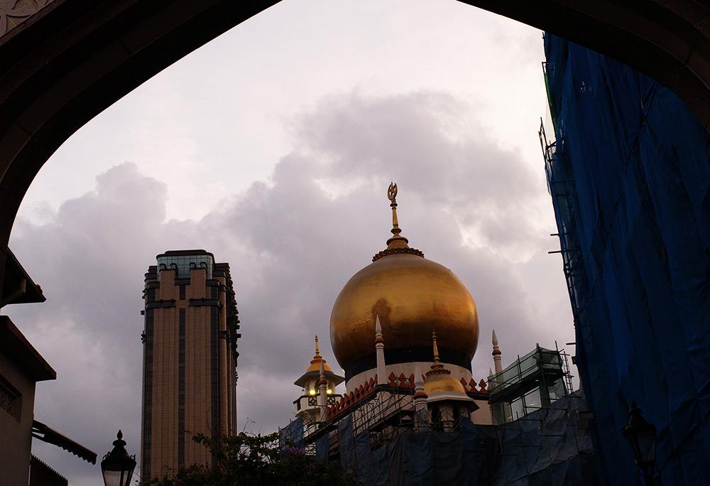 Sultan Mosquée Singapour