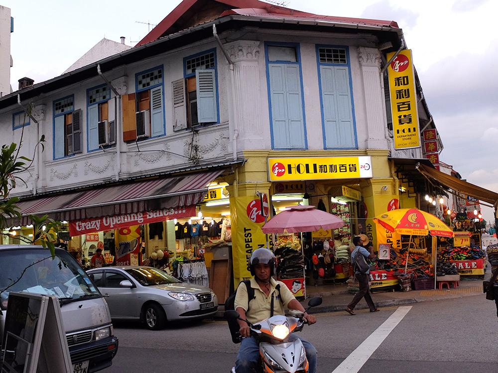 Geylang Singapour