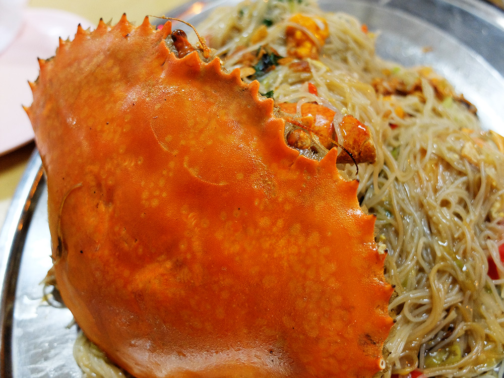 SIn Crabe, Huat Seafood Restaurant