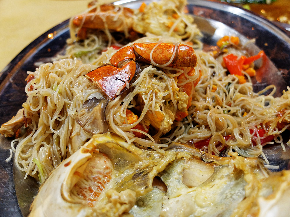 Sin Huat Seafood Restaurant Singapour