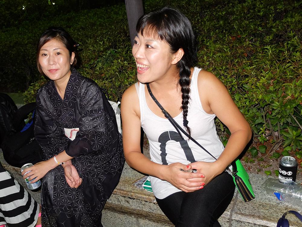 Summer of Love Hiroshima 6 Août