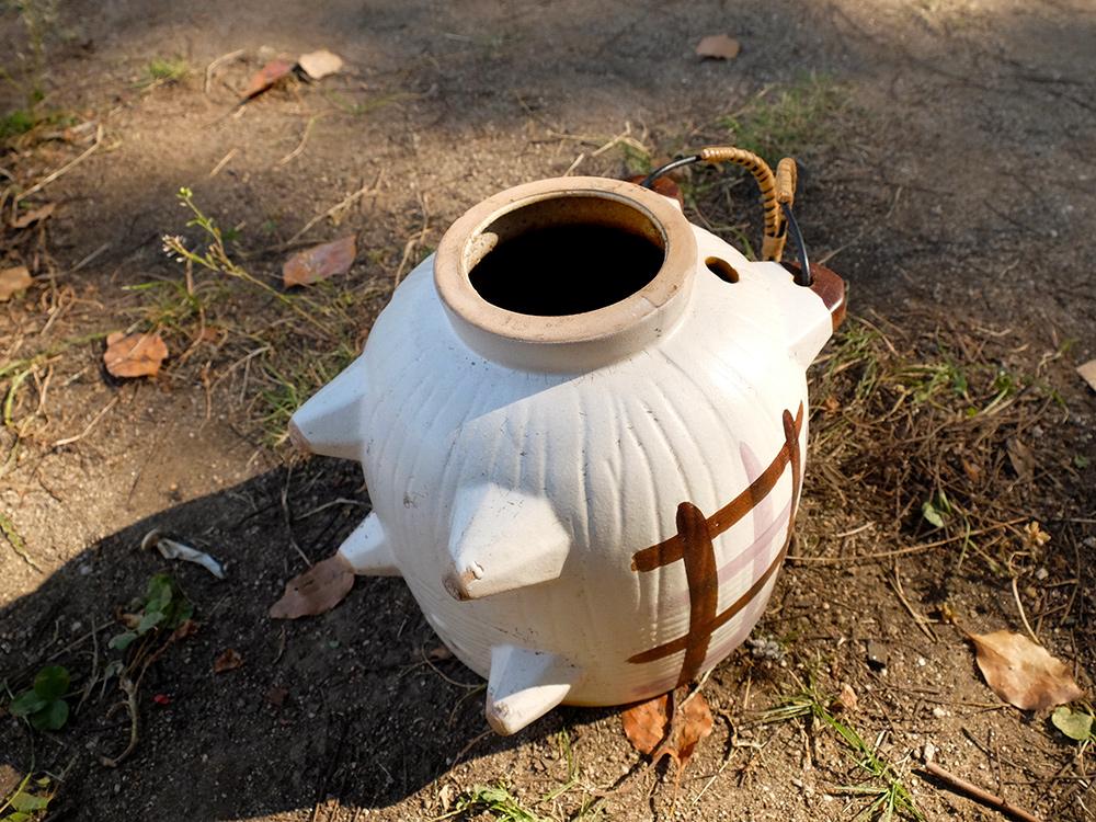 Cochon porte 蚊取り線香 Katori-senko