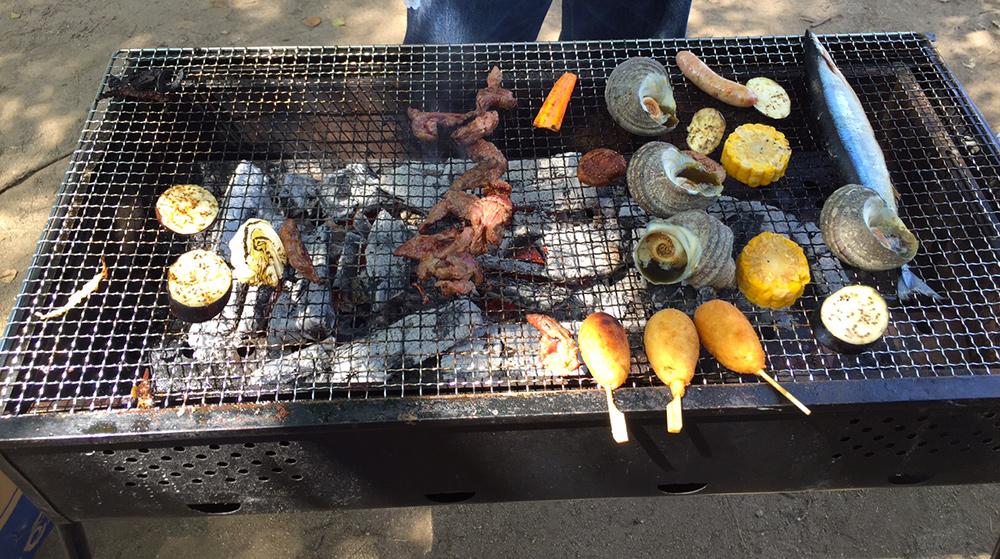 Barbecue Nininbaori Hiroshima