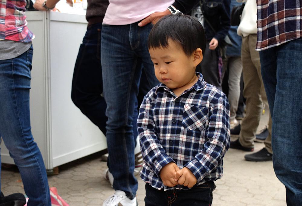 enfant Saijo saké matsuri