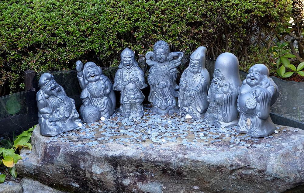 7 divinités de la chance, Happuku Manpuku, Miyajima