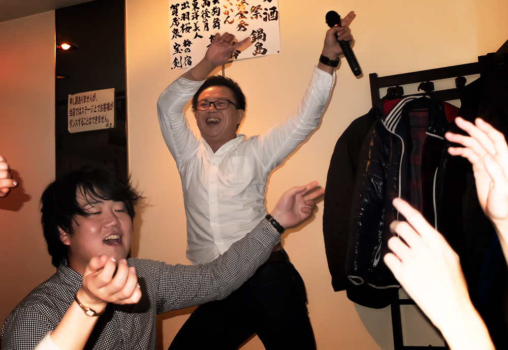 karaoké, Hiroshima